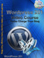 Thumbnail Wordpress 201Video Course Turbo Charge Your Blog