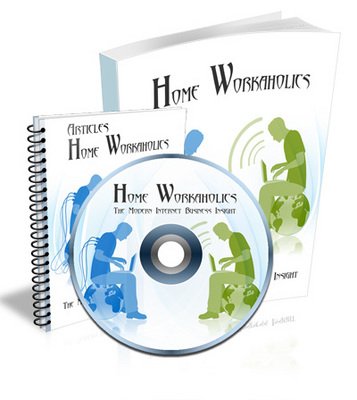 Product picture HOT ITEM!! Home Workaholics with MRR