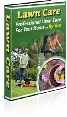 Product picture Lawn Care with PLR