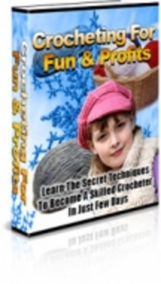 Product picture Crocheting For Fun Profits with PLR